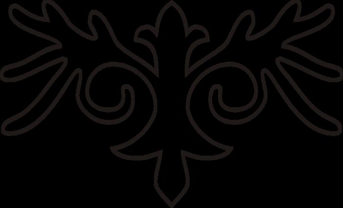 цветы казахский орнамент картинки
