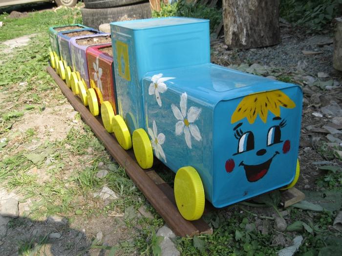 паровозик - Самое интересное в блогах