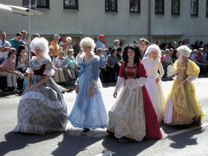 Tag der Sachsen 2012 in Freiberg - Часть 1 80625