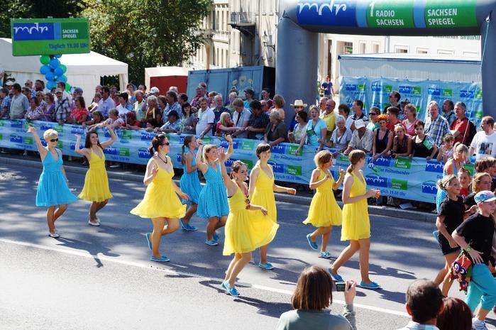 Tag der Sachsen 2012 in Freiberg - Часть 1 56769