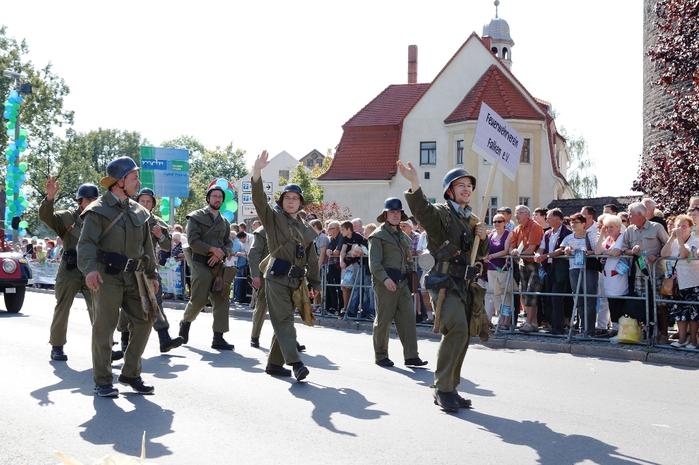 Tag der Sachsen 2012 in Freiberg - Часть 1 78981