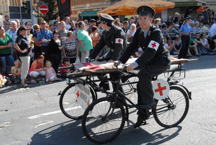 Tag der Sachsen 2012 in Freiberg - Часть 1 31657