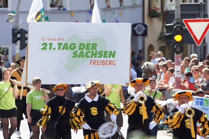Tag der Sachsen 2012 in Freiberg - Часть 1 39277