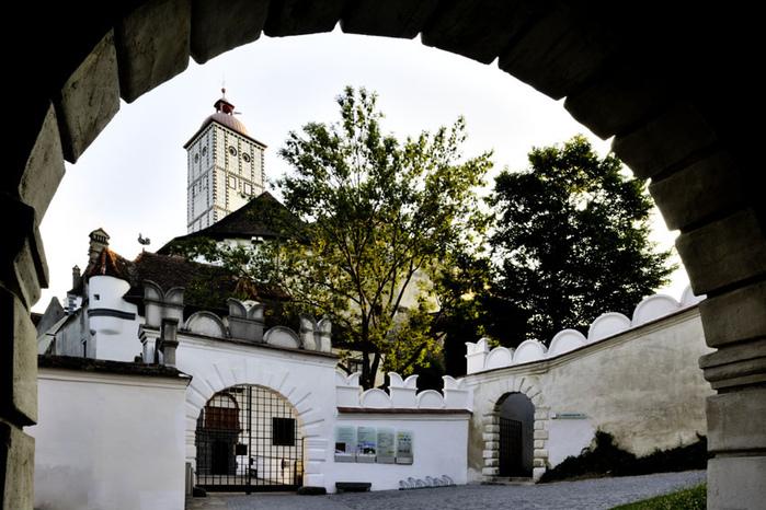 Замок Шаллабург (Schallaburg Castle) - прекрасный замок эпохи Возрождения. 32046