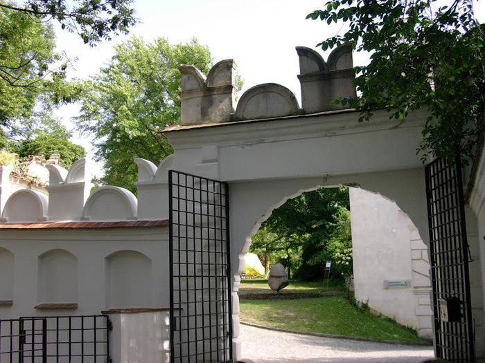 Замок Шаллабург (Schallaburg Castle) - прекрасный замок эпохи Возрождения. 48962