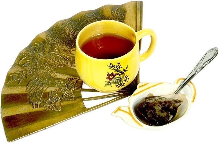 чем вреден чай для похудения