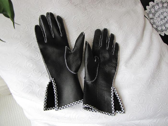 Как сшить перчатки- заходите поделюсь!