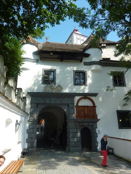 Замок Шаллабург (Schallaburg Castle) - прекрасный замок эпохи Возрождения. 52370