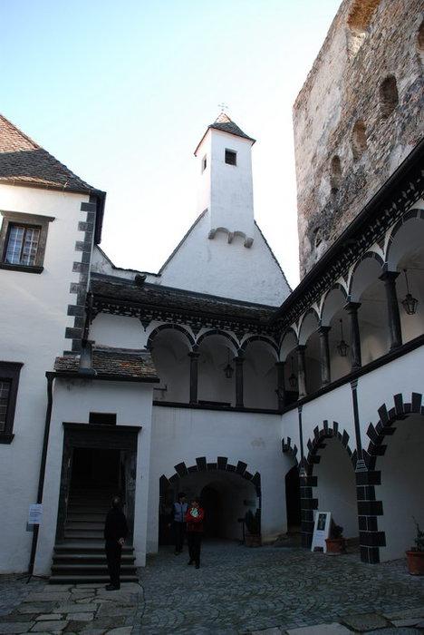 Замок Шаллабург (Schallaburg Castle) - прекрасный замок эпохи Возрождения. 89485