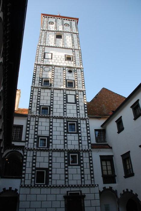 Замок Шаллабург (Schallaburg Castle) - прекрасный замок эпохи Возрождения. 89070