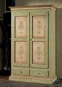 Старая мебель в стиле прованс своими руками