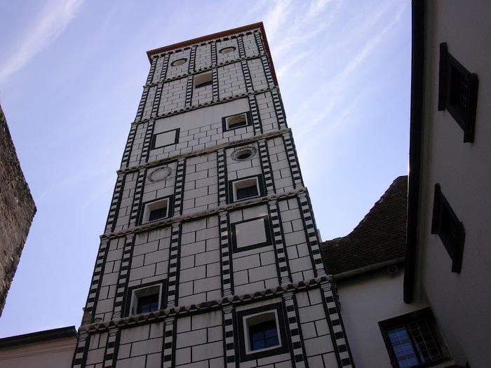 Замок Шаллабург (Schallaburg Castle) - прекрасный замок эпохи Возрождения. 39213
