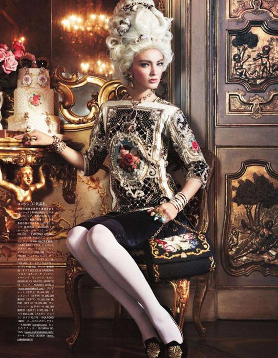 Мария Антуанетта на страницах Vogue2 (543x700, 184Kb)