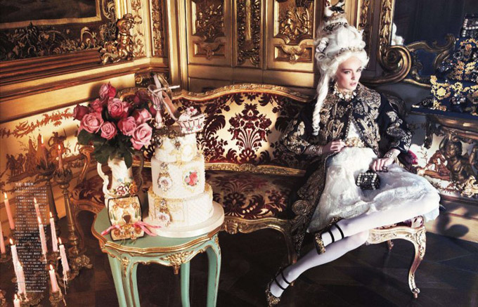 Мария Антуанетта на страницах Vogue4 (680x437, 160Kb)