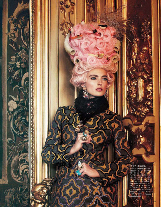 Мария Антуанетта на страницах Vogue8 (543x700, 213Kb)
