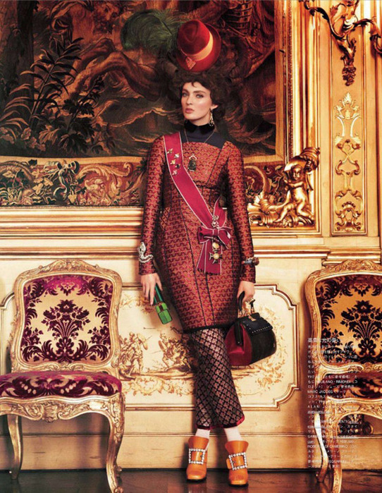 Мария Антуанетта на страницах Vogue10 (542x700, 218Kb)