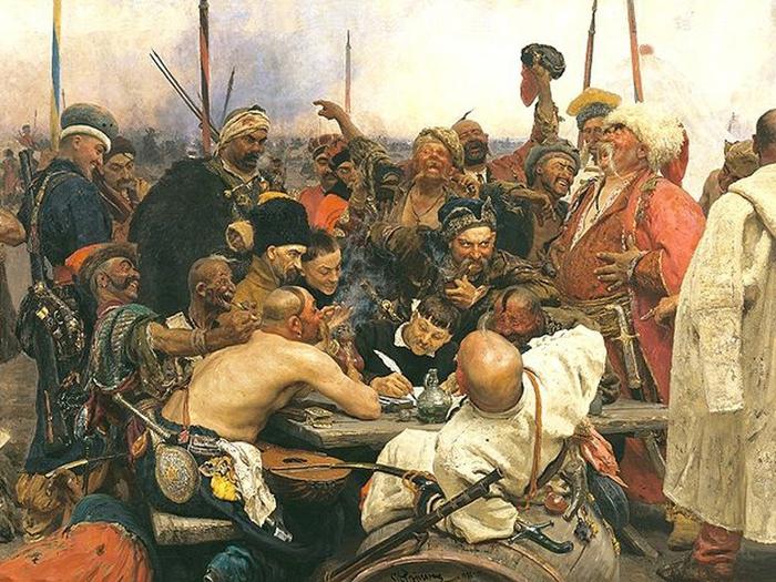 запарожцы пишут письмо турецкому хану картина/1348211457_teatral_nuye_prikoluy_shutki (700x525, 340Kb)