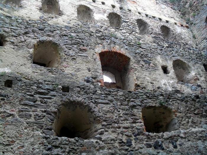 Замок Шаллабург (Schallaburg Castle) - прекрасный замок эпохи Возрождения. 37195
