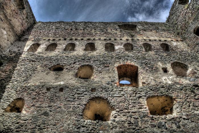 Замок Шаллабург (Schallaburg Castle) - прекрасный замок эпохи Возрождения. 26598