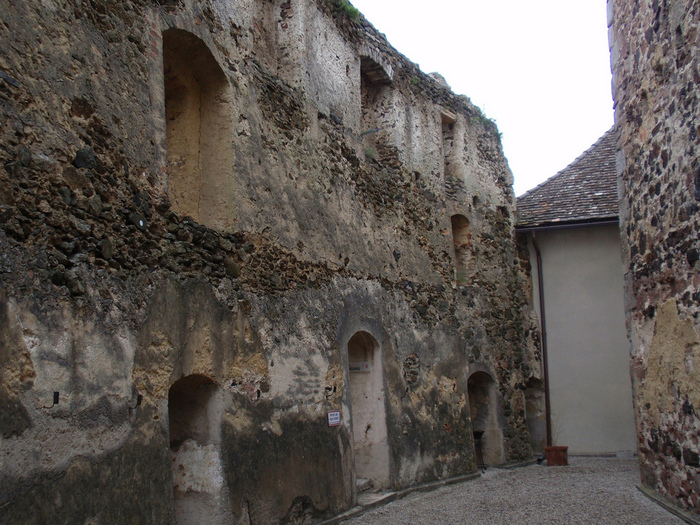 Замок Шаллабург (Schallaburg Castle) - прекрасный замок эпохи Возрождения. 58064
