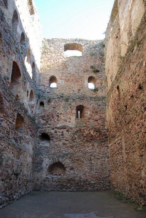 Замок Шаллабург (Schallaburg Castle) - прекрасный замок эпохи Возрождения. 24659