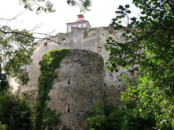 Замок Шаллабург (Schallaburg Castle) - прекрасный замок эпохи Возрождения. 74851