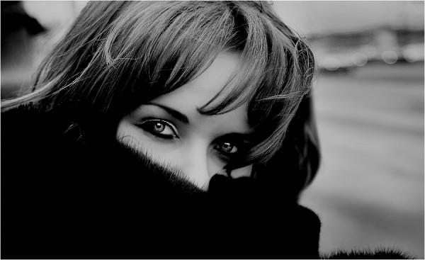 Черно белые любительские фото