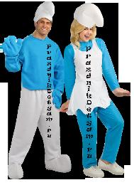 smurf___smurfette_001 (189x260, 68Kb)