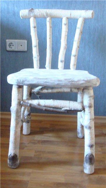 Мебель из березы своими руками 56