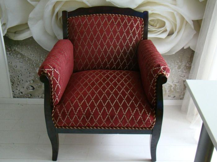 Кресла своими руками фото