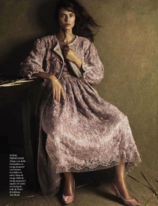 Бьянка Балти на страницах Vogue Spain7 (536x700, 114Kb)