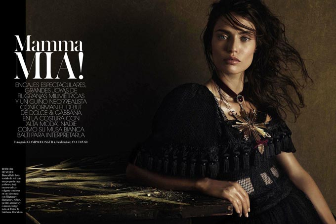 Бьянка Балти на страницах Vogue Spain (680x453, 64Kb)