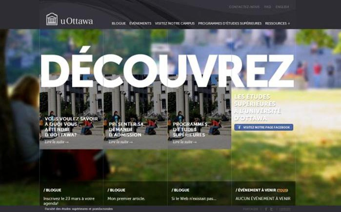 Размытый фон сайтов. Новый тренд в веб дизайне Фотографии