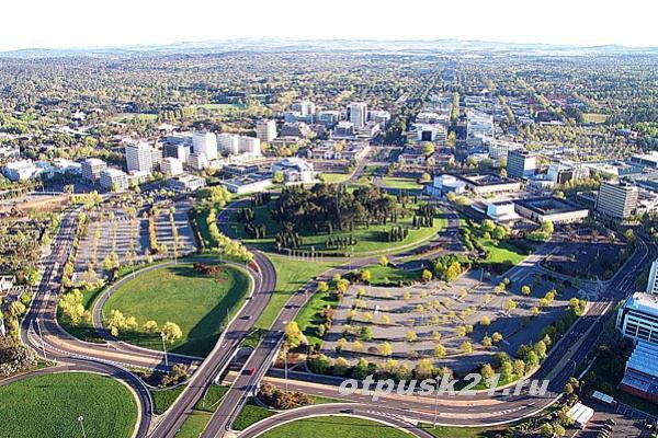 канберра фото города