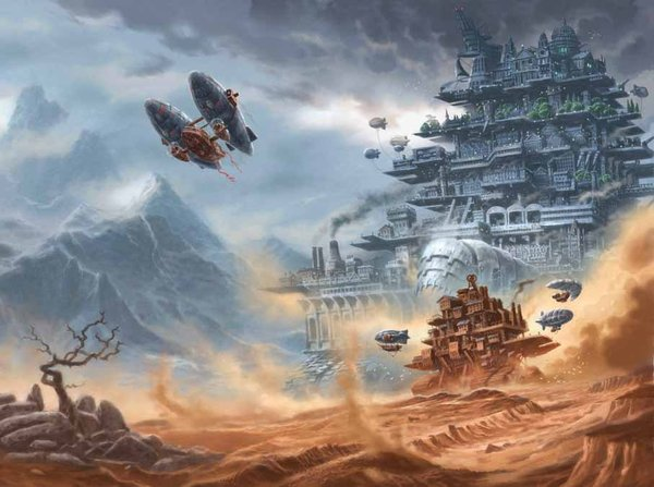 Mortal_Engines_by_Philip_Reeve_by_3_hares (600x447, 55Kb)