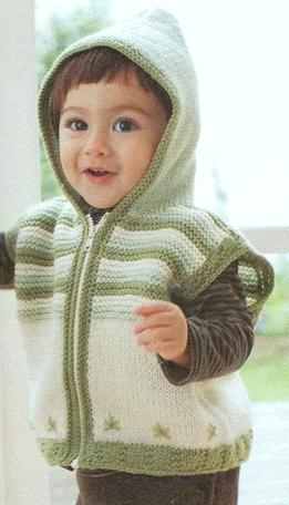 Жилет с капюшоном малышам вязаный спицами/4683827_20120920_102448 (261x456, 109Kb)