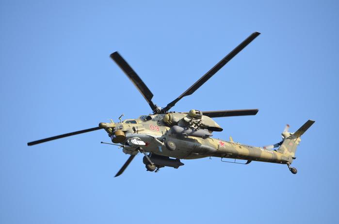 Кавказ_2012_Вертолет Ми-35 (700x463, 142Kb)
