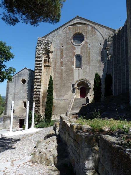 руины аббатства Монмажур4 (450x600, 54Kb)