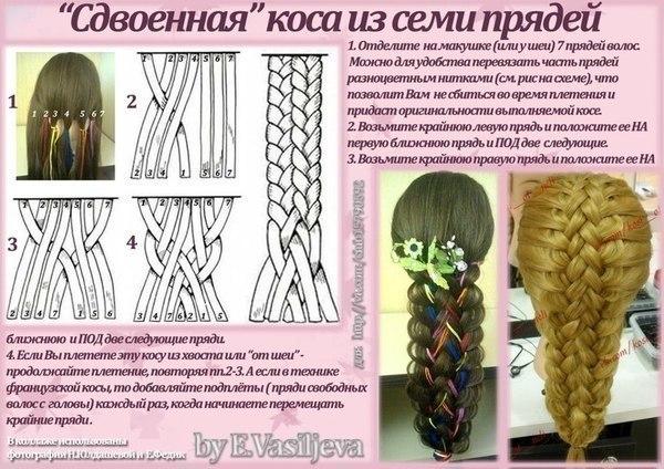 коса свадебная (600x424, 90Kb)