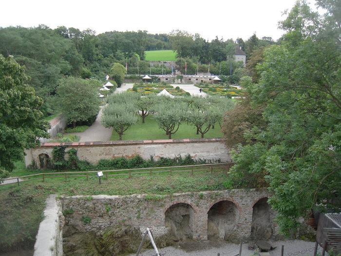 Замок Шаллабург (Schallaburg Castle) - прекрасный замок эпохи Возрождения. 67316