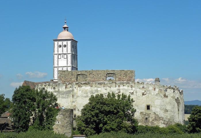 Замок Шаллабург (Schallaburg Castle) - прекрасный замок эпохи Возрождения. 67410