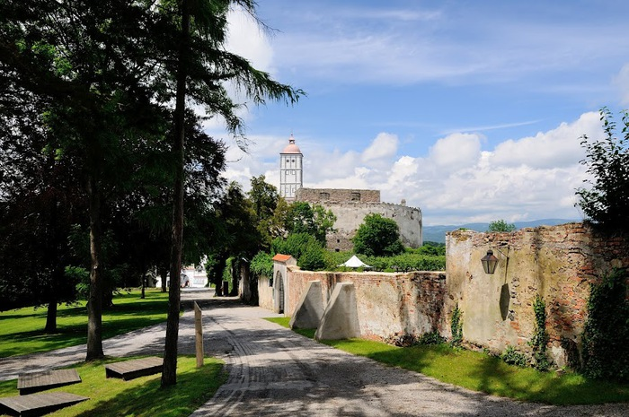 Замок Шаллабург (Schallaburg Castle) - прекрасный замок эпохи Возрождения. 47806