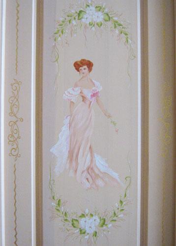 Роспись панелей в спальне (358x500, 56Kb)