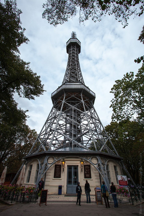 Неповторимая архитектура Праги 11 (466x700, 418Kb)