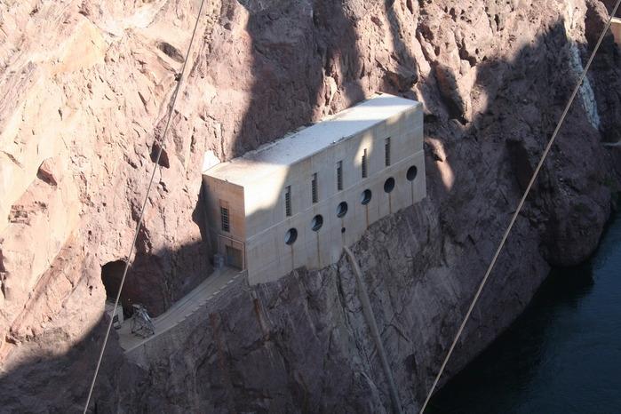 Плотина Гувера (Дамба Гувера) 46435