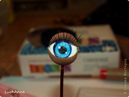 Как сделать фотографию как вид из глазками