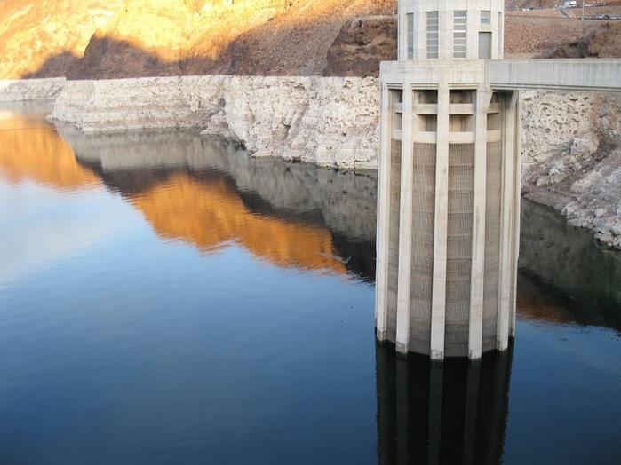 Плотина Гувера (Дамба Гувера) 33153