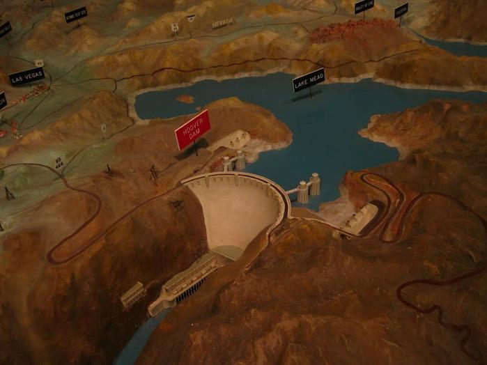 Плотина Гувера (Дамба Гувера) 61989