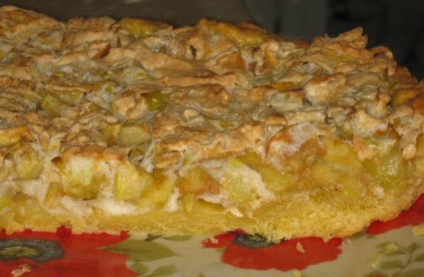 Пирог с яблоками. jpg (600x392, 57Kb)