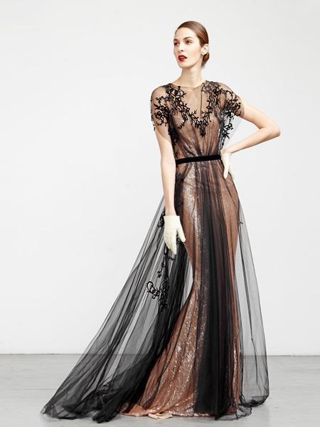 Вечерние платья для 2012